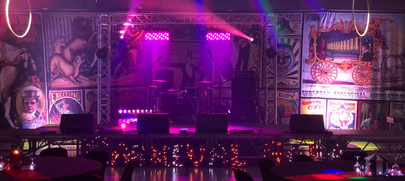 Event Equipment hire Rockhampton & Gladstone